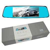 Автомобильный видеорегистратор зеркало заднего вида Anytek T77 Full Hd 1080 150979