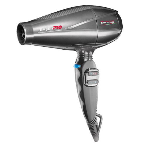 Фен для волос Babyliss BAB6800IE Excess профессиональный, 2400-2600Вт