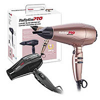Набор BaByliss Pro Luxury Blow-Drying Set - фен Rapido BAB7000IRGE + мини фен Bambino BAB5510E , фото 1