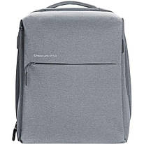 Рюкзак Xiaomi Mi minimalist urban Backpack Light Gray
