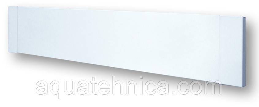 Тёплый керамический плинтус UDEN-S Uden-150 белый