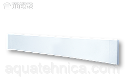 Тёплый плинтус UDEN-S Uden-200 белый