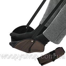 Гамак для ног. Висячая подставка для ног
