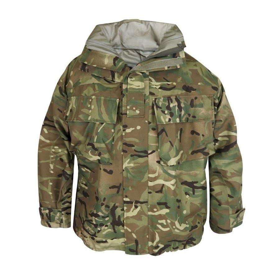 Оригинальный водозащитный костюм MVP heavyweight MTP куртка+брюки