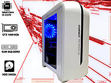 Игровой ПК Intel Core i5 3570, GTX 1060 3Gb, DDR3 8Gb, 500Gb