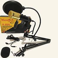 Студийный конденсаторный микрофон Music D.J. M-800U