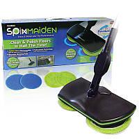Беспроводная аккумуляторная электрическая швабра Spin Maiden 149771