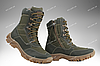 Берцы демисезонные / военная, тактическая обувь АЛЬФА ММ14 (пиксель), фото 5