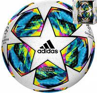 Мяч для футбола Adidas Finale 2019\2020 OMB (в подарочной коробке)