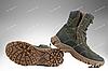 Берцы демисезонные / военная, тактическая обувь АЛЬФА (оливковый), фото 3