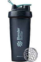 Шейкер спортивный BlenderBottle Classic Loop 820ml Special Edition Glacier Black-Agua R145715