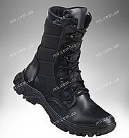 Берцы демисезонные / военная, тактическая обувь ДЕЛЬТА (черный)