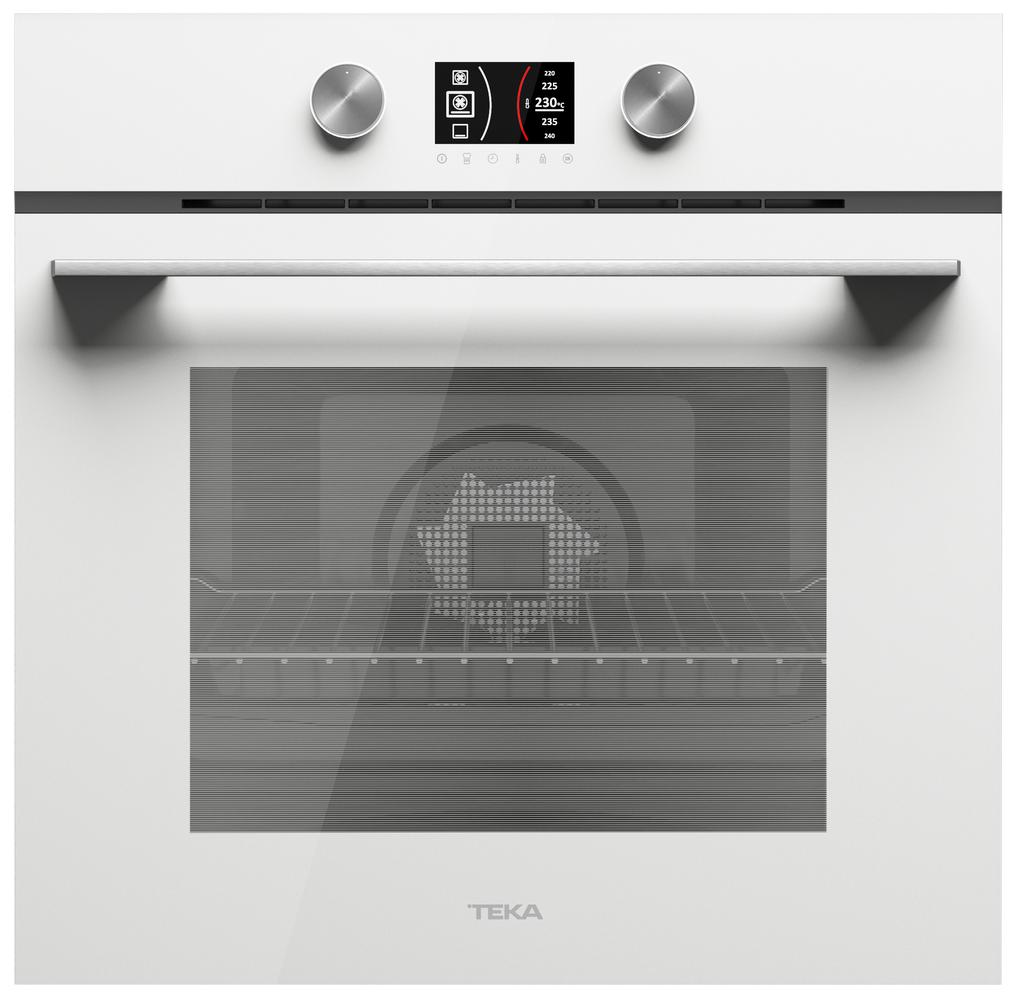 Встраиваемая духовка белая TEKA HLB 8600  WH