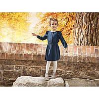 Платье для девочки Lupilu by Cherokee синее р. 110/116