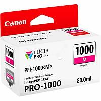 Картридж Canon PFI-1000M Magenta (0548C001) Original