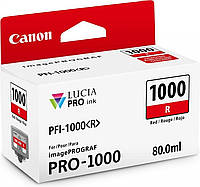 Картридж Canon PFI-1000R Red (0554C001) Original