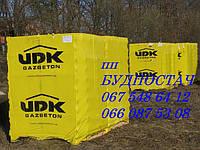 Газоблок  Газобетон ЮДК UDK, Днепропетровск с доставкой