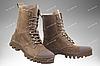 Берцы демисезонные / военная, рабочая обувь БАСТИОН II (койот), фото 2