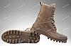 Берцы демисезонные / военная, рабочая обувь БАСТИОН II (койот), фото 3