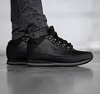 Мужские кроссовки ботинки New Balance 754 Black зимние