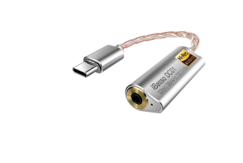 iBasso DC01 усилитель для наушников