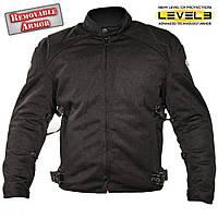 Мужская текстильная мотокуртка  Xelement CF-2157 с защитой  Level-3, фото 1