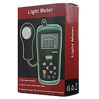Люксметр измеритель мощности освещенности модели DT-1308