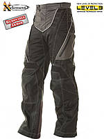 Мужские текстильные мотоштаны  B4402 с защитой Level-3