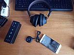 H-366T блютуз передатчик Bluetooth аудио трансмиттер, передатчик звука на 2 устройства, фото 3