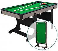 Cкладной бильярдный стол Airzone 5 ft. с комплектующими, американский пул