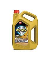 Моторное масло HAVOLINE ProDS V 5w30 4 л