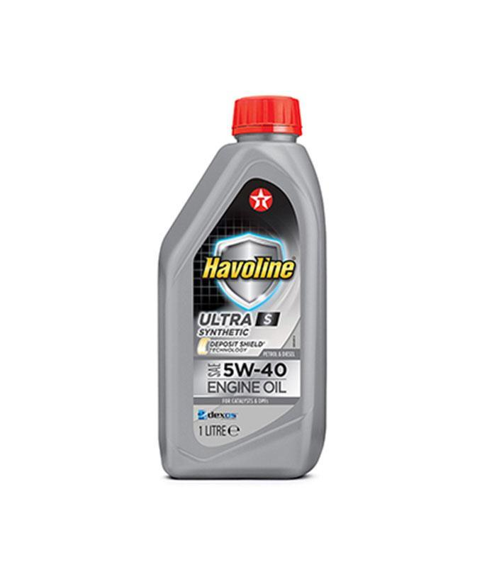 Моторное масло HAVOLINE Ultra S 5w-40 1 л