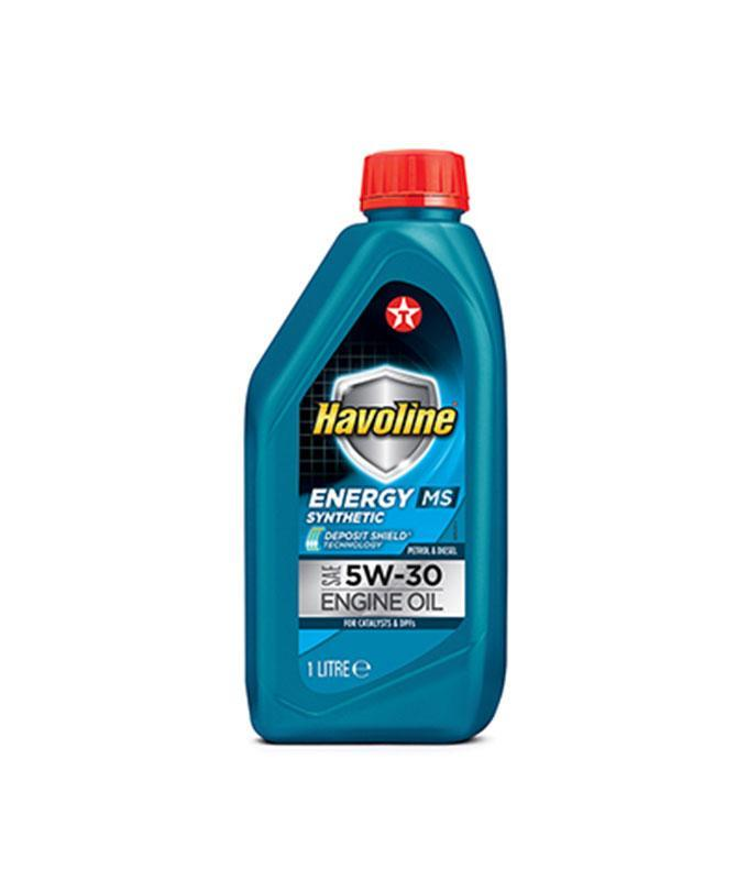 Моторное масло HAVOLINE Energy MS 5W-30 1 л