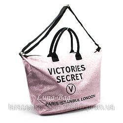 "SALE! Сумка Женская ""Victoria's Secret"" (розовый)"