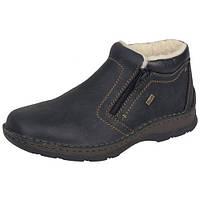 Мужские зимние ботинки RIEKER TEX 05391-00
