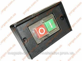 Кнопка для бетономешалки FORTE 4 контакта.