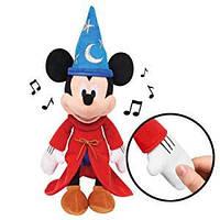 Музыкальный плюшевый Микки Маус Disney 35,5 см