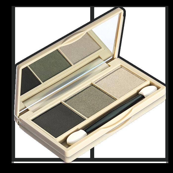 Набор теней для макияжа Тианде