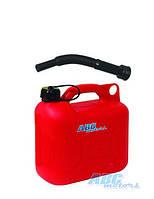 Пластиковая канистра для бензина 5л ABC Motors