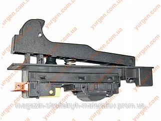 Кнопка для болгарки CRAFT CAG 230/2500