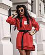 Платье женское модное стильное с поясом размер универсальный 42-46 купить оптом со склада 7км Одесса, фото 5