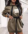 Платье женское модное стильное с поясом размер универсальный 42-46 купить оптом со склада 7км Одесса, фото 8