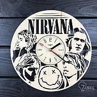 """Тематические интерьерные настенные часы """"Nirvana"""""""