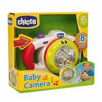 Интерактивная игрушка для малышей фотоаппарат 824251 Chicco, фото 1