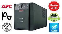 ИБП бесперебойник APC Smart-UPS 1000VA (синусойда) для котлов и тд.