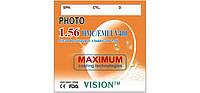 Линзы VISON™ фотохромные 1,56 ( HMC+EMI+UV400), Корея (серый), до +4,0