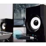 Bluetooth аудио адаптер Sonmax Aux 3.5 мм Black, фото 2