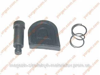 Кнопка стопора вала для болгарки Интерскол УШМ-125/1100Э.