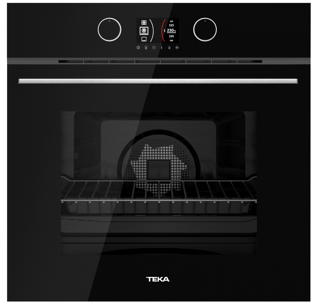 Встраиваемый духовой шкаф TEKA HLB 8600 BK черный