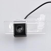 Штатная камера заднего вида My Way MW-6277 для VOLKSWAGEN Polo V 4D /Touareg II 2010+ /Touran II 201